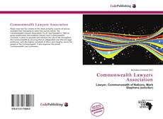 Bookcover of Commonwealth Lawyers Association