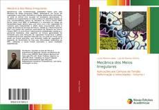 Buchcover von Mecânica dos Meios Irregulares