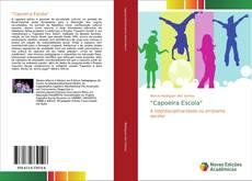 """Couverture de """"Capoeira Escola"""""""
