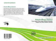 Hitachi-Ōmiya Station kitap kapağı