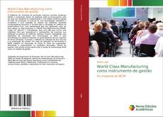 Buchcover von World Class Manufacturing como instrumento de gestão
