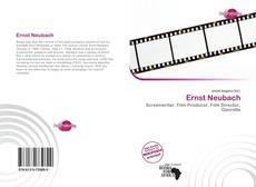 Buchcover von Ernst Neubach