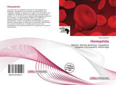 Bookcover of Hémophilie