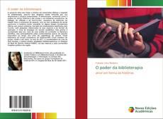 Buchcover von O poder da biblioterapia