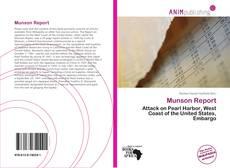 Couverture de Munson Report