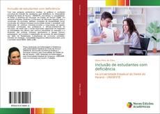 Buchcover von Inclusão de estudantes com deficiência