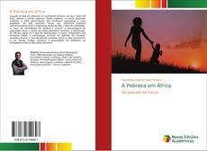 A Pobreza em África的封面