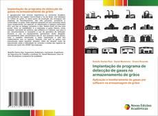 Capa do livro de Implantação de programa de detecção de gases no armazenamento de grãos