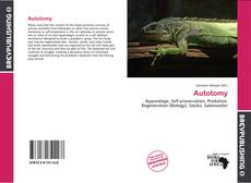 Bookcover of Autotomy