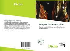 Bookcover of Fougeré (Maine-et-Loire)