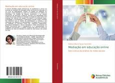 Bookcover of Mediação em educação online