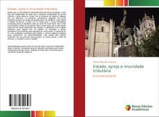 Capa do livro de Estado, Igreja e imunidade tributária