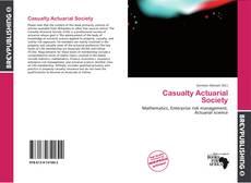Portada del libro de Casualty Actuarial Society