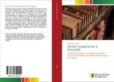 Capa do livro de Direito Fundamental à Educação