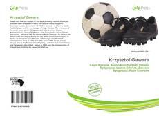 Bookcover of Krzysztof Gawara