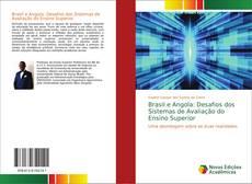 Brasil e Angola: Desafios dos Sistemas de Avaliação do Ensino Superior的封面