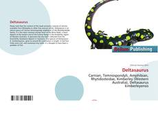 Buchcover von Deltasaurus