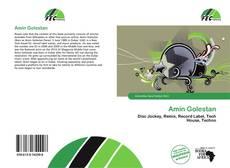 Bookcover of Amin Golestan