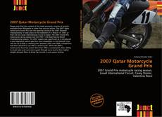 Bookcover of 2007 Qatar Motorcycle Grand Prix