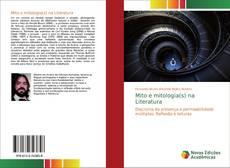 Capa do livro de Mito e mitologia(s) na Literatura