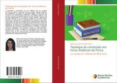 Portada del libro de Tipologia de conteúdos em livros didáticos de Física