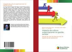Обложка Impacto da cultura organizacional na gestão escolar