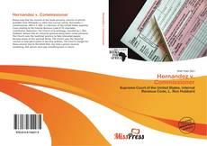 Portada del libro de Hernandez v. Commissioner