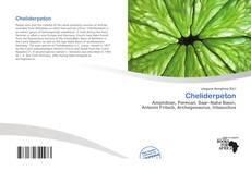 Capa do livro de Cheliderpeton