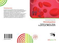 Bookcover of Hématopoïèse