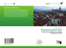 Bookcover of Gressoney-Saint-Jean