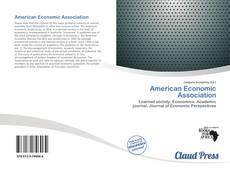 Bookcover of American Economic Association
