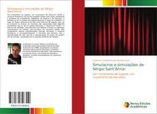 Bookcover of Simulacros e simulações de Sérgio Sant'Anna: