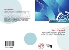 Bookcover of Joe J. Plumeri