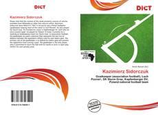 Buchcover von Kazimierz Sidorczuk