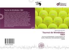 Обложка Tournoi de Wimbledon 1883