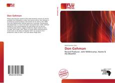 Bookcover of Don Gehman