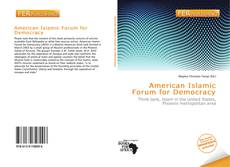 Bookcover of American Islamic Forum for Democracy