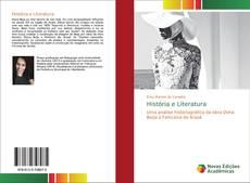 História e Literatura kitap kapağı