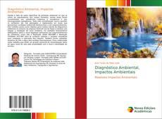 Capa do livro de Diagnóstico Ambiental, Impactos Ambientais