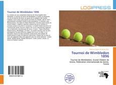 Обложка Tournoi de Wimbledon 1896