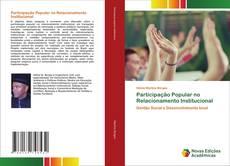 Copertina di Participação Popular no Relacionamento Institucional