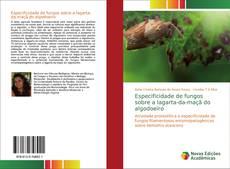Capa do livro de Especificidade de fungos sobre a lagarta-da-maçã do algodoeiro