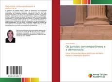 Os juristas contemporâneos e a democracia的封面