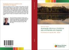 Portada del libro de Avaliação técnica e histórica das enchentes em Itajubá