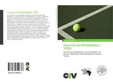 Обложка Tournoi de Wimbledon 1928