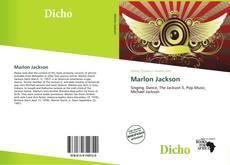 Marlon Jackson kitap kapağı