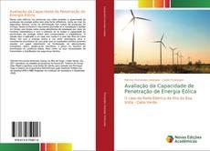 Capa do livro de Avaliação da Capacidade de Penetração de Energia Eólica