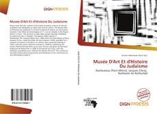 Musée D'Art Et d'Histoire Du Judaïsme kitap kapağı