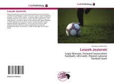 Capa do livro de Leszek Jezierski