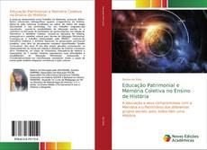 Buchcover von Educação Patrimonial e Memória Coletiva no Ensino de História
